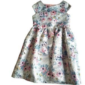 H&M Floral Print lined Dress